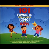 Songtime Kids: 101 Favorite Sing-A-Long Songs for Kids [Box]