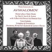 Three Generations Avshalomov