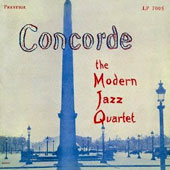 The Modern Jazz Quartet: Concorde [Remastered]