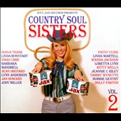 Various Artists: Country Soul Sisters, Vol. 2 [Soul Jazz]