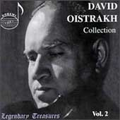 Legendary Treasures - David Oistrakh Collection Vol 2
