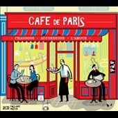 Various Artists: Café de Paris [Metro Select]