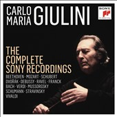 Carlo Maria Giulini: The Complete Sony Recordings