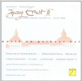 Music at the Court of Gotha: Dedicated to Duke Ernst II - Orchestral Works / Thuringian State SO, Gotha-Suhl; Breuer