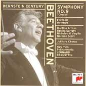 Bernstein Century - Beethoven: Symphony 9, Fidelio Overture