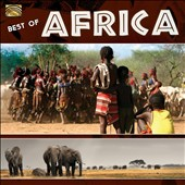 Various Artists: Best of Africa [8/25]
