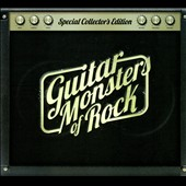 Various Artists: Guitar Monsters of Rock [Digipak]