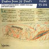 Psalms from St. Paul's Vol 8 - Psalms 93-104 / Scott, et al