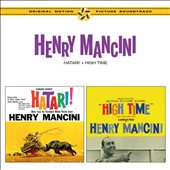 Henry Mancini: Hatari!/High Time [Original Motion Picture Soundtracks]