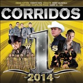 Various Artists: Corridos No.1's 2014