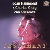 Joan Hammond and Charles Craig Sing Opera Arias and Duets