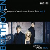 Beethoven: Complete Works for Piano Trio, Vol. 1 - Trios Nos. 1 & 7 / Swiss Piano Trio