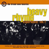 The Brand New Heavies: Heavy Rhyme Experience, Vol. 1