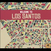 The Alchemist/Oh No: Welcome to Los Santos [Slipcase]