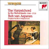 The Harpsichord in the Netherlands (1580-1712) / van Asperen