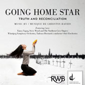Going Home Star: Truth and Reconciliation, ballet score - Music by Christos Hatzis (b.1953) / Tanya Tagaq, Inuit throat singer
