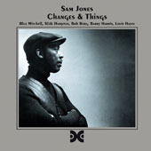Sam Jones: Changes & Things