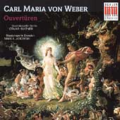 Weber: Overtures / Suitner, Janowski, Berlin, Dresden