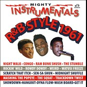 Various Artists: Mighty Instrumentals R&B-Style 1961