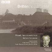 Britten the performer 10 - Mozart: Piano Concerto no 22, etc