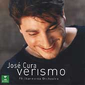 Verismo / Jos&eacute; Cura, Philharmonia Orchestra