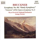 Bruckner: Symphony no 