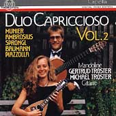 Duo Capriccioso Vol 2 / Gertrud and Michael Tröster