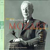 Rubinstein Collection Vol 61 - Mozart: Piano Concertos