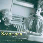 Rubinstein Collection Vol 51 - Schumann