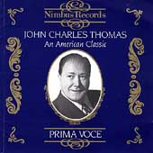 Prima Voce - John Charles Thomas