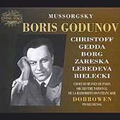 Mussorgsky: Boris Godunov / Dobrowen, Christoff