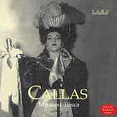 Callas - My First Tosca - Puccini: Tosca / De Sabata. et al