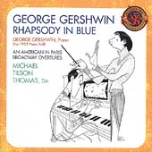 Expanded Edition - Gershwin: Rhapsody in Blue, etc / Thomas