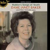 Mahler's Songs of Youth / Dame Janet Baker, Geoffrey Parsons