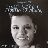 Billie Holiday: Portrait of Billie Holiday