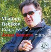 Vladimir Rebikov: Piano Works / Jouni Somero, piano