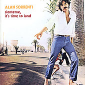 Alan Sorrenti: Sienteme, It's Time to Land