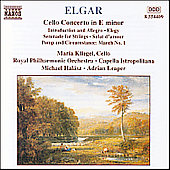 Elgar: Cello Concerto/Intro. & Allegro