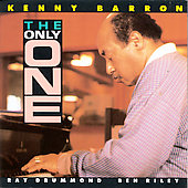Kenny Barron: The Only One