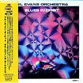 Gil Evans/Gil Evans Orchestra: Blues in Orbit