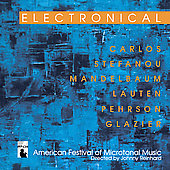 Electronical - Carlos, Stefanou, etc / Johnny Reinhard,et al
