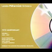 London PO 75th Anniversary  Vol 3 / Tennstedt, Masur, et al