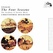 Vivaldi: The Four Seasons / Christopher Hogwood, et al