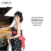 Debussy: Piano Music Vol 4 / Noriko Ogawa