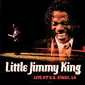 Little Jimmy King (Guitar): Live at B.B. King's, LA *