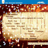 The Aeolian Company - Original Compositions and Arrangements for Pianola / Lawson