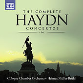 Haydn: The Complete Concertos / M&uuml;ller-Br&uuml;hl, et al