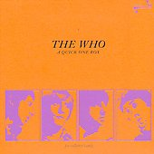 The Who: A Quick One [A Quick One Box] [Box]