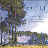 Monet - Piano Classics from the Age of Impressionism / Martin Souter
