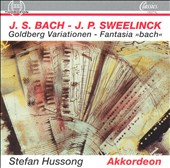 J.S. Bach: Goldberg Variationen; J.P. Sweelink: Fantasia